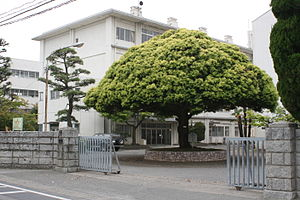 Isesaki Seimei High School.jpg
