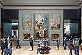 Italian paintings in the Louvre - Room 14 01.jpg