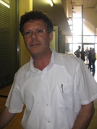 Yitzhak Amit - Image: Itzhak Amit Judge