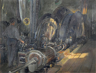 Work in a Factory