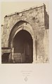 Jérusalem. Porte de Damas (Bab-el-Ahmoud) MET DP345513.jpg