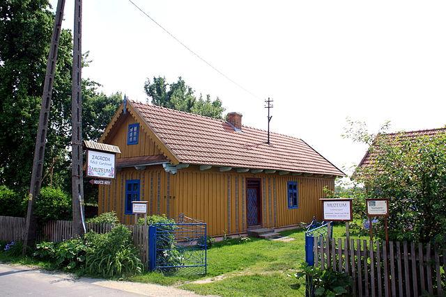 Zalipie, Lesser Poland Voivodeship