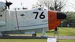JMSDF US-1A(9076) forward fuselage section right side view at Kanoya Naval Air Base Museum April 29, 2017 01.jpg
