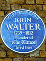 JOHN WALTER 1739-1812 Founder of The Times lived here.jpg
