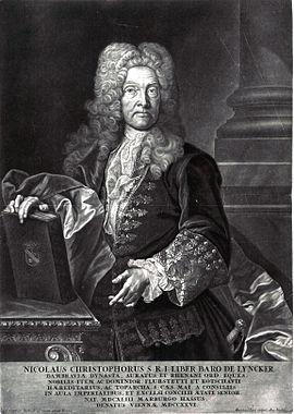 Nicolaus Christoph von Lyncker