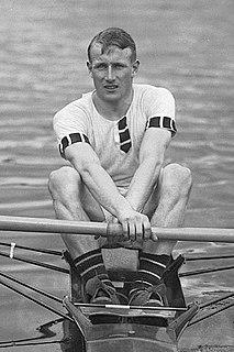 Jack Beresford British rower