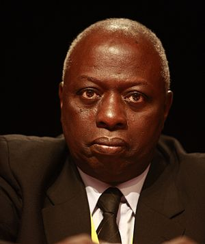Jacques Diouf, Senegalese diplomat and politician