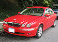 Jaguar X-Type -- 07-28-2009.jpg