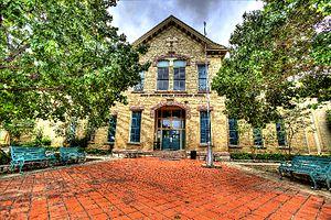 James Bonham - James Butler Bonham Elementary School, San Antonio, TX