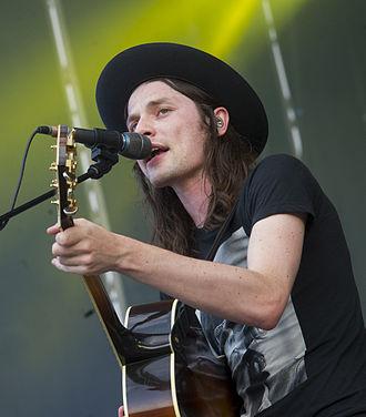 James Bay (singer) - Bay performing live in Gibraltar in 2015