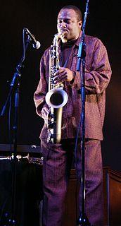 James Carter (musician) American jazz musician