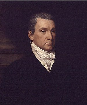United States presidential doctrines - U.S. President James Monroe.