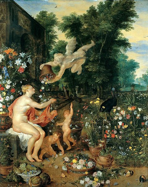 File:Jan Brueghel the Elder & Peter Paul Rubens - Flora and Zephyr, 1617.jpg