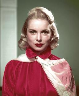 Janet Leigh 1954 portrait
