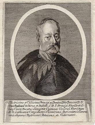 The Deluge (novel) - Prince Yanush Radzivill (1653)