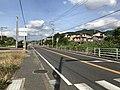 Japan National Route 202 near Fukuyoshi Post Office.jpg