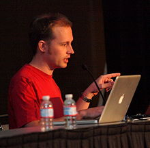 Jarrad Woods (Farbs) - Game Developers Conference 2010.jpg