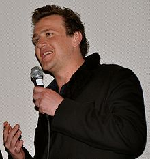 Jason Segel presentant I Love You, Man (2009)