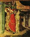 Jaume Huguet StBernardi Angel Custodi-Catedral BCN 0272.jpg