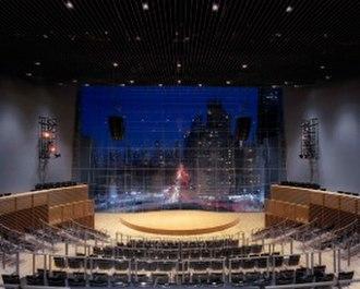 John Storyk - Jazz at Lincoln Center's Allen Room