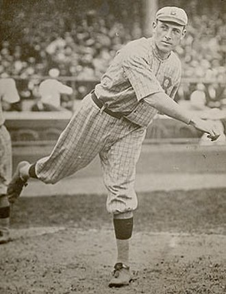 Los Angeles Dodgers - Jeff Pfeffer, 1916 Brooklyn Robins