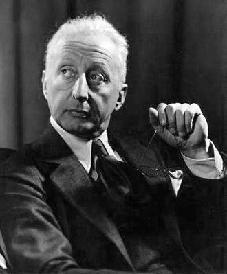 Jerome Kern - Jerome Kern in 1934