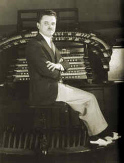 Jesse Crawford Pianist and organist (1895-1962)