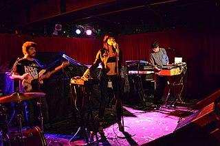 Jessica 6 (band) Brooklyn-based Nu-disco and R&B trio