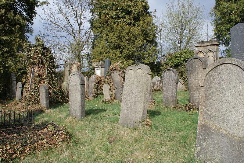 File:Jewish Cemetery Klatovy 17.JPG