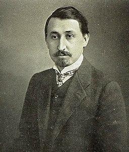 Jiří Mahen 1910