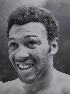 Jimmy Ellis (boxer) - Ellis in 1968