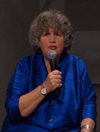 Joan Nestle - Joan Nestle speaking in Ljubljana, Slovenia for Škuc LL