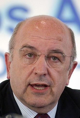 Joaquín Almunia - Image: Joaquin Almunia Mercosul