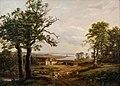 Johan Christian Dahl - View at Kallehauge, near Vordingborg - Kallehauge ved Vordingborg - KODE Art Museums and Composer Homes - BB.M.00142.jpg