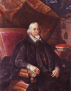 Johann Schweikhard von Kronberg - Johann Schweikhard von Kronberg