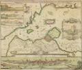 Johann Baptist Homann - Copenhagen und der Sund.png