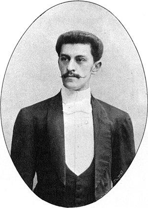 Johann Strauss III - Johann Strauss III in 1900