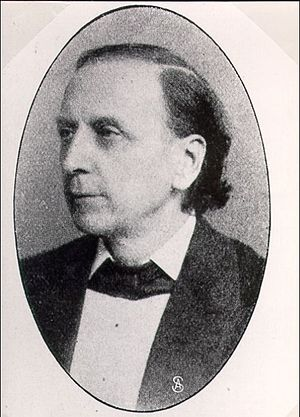 Johannes Vahlen