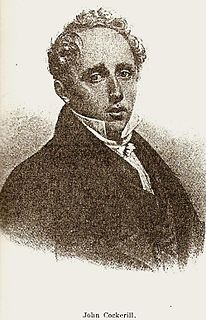 John Cockerill (industrialist) British businessman