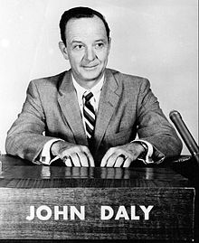 John Daly It's News to Me 1952.JPG