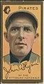 John Flynn, Pittsburgh Pirates, baseball card portrait LCCN2008677402.jpg