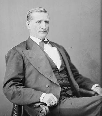Solicitor General of the United States - Image: John Goode Brady Handy