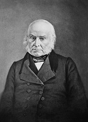 English: John Quincy Adams