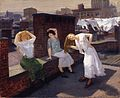 John Sloan - Sunday, Women Drying Their Hair.jpg