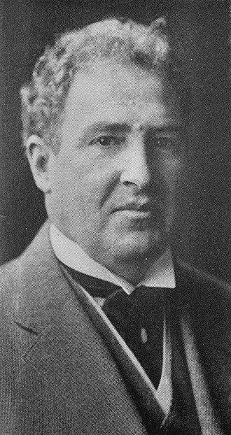 John Virginius Bennes - Bennes in 1916