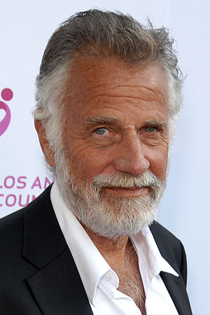 "English: Jonathan Goldsmith attending ""Su..."