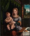 Joos van Cleve, Ambrosius Benson - Madonna and Child - NG.M.02780 - National Museum of Art, Architecture and Design.jpg