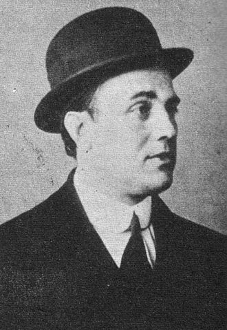 Jorge Newbery - Image: Jorge Newbery de galera 1909