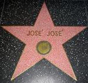 José José - Hollywood Walk of Fame