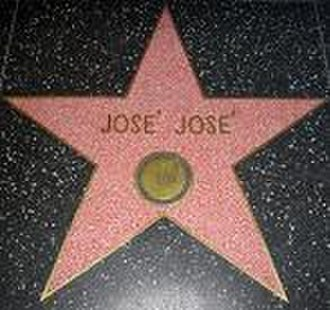 José José - Hollywood Walk of Fame